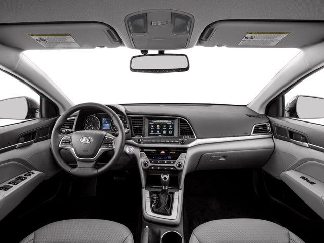 2017 Hyundai Elantra Limited Tampa Bay Fl Largo Clearwater Pinellas Park Florida 5npd84lf5hh115015