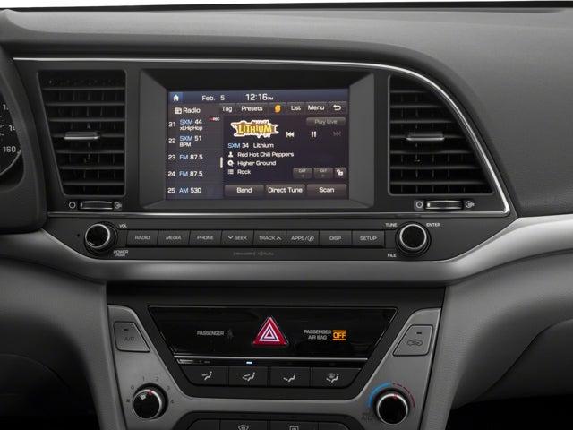 2018 Hyundai Elantra Value Edition In Tampa Bay Fl Crown Automotive Group