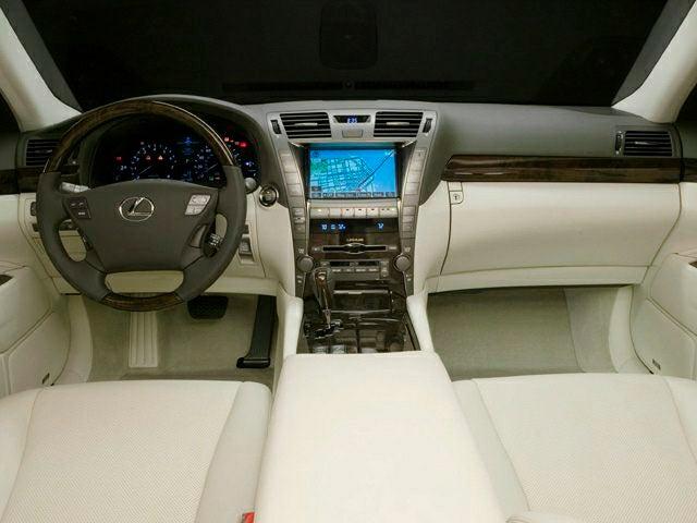 2007 Lexus LS 460 460 Tampa Bay FL   Largo Clearwater Pinellas Park ...